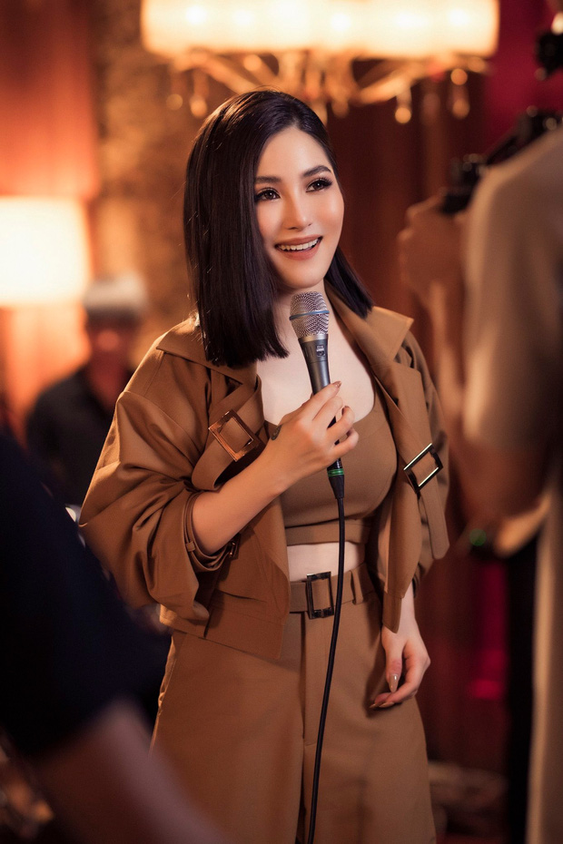 Ra mắt dự án âm nhạc vừa mới mà cũng lại cũ, Hương Tràm chia sẻ: Chưa bao giờ hối tiếc khi đi du học Mỹ - Ảnh 3.