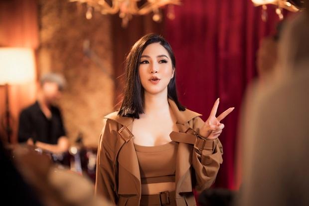 Ra mắt dự án âm nhạc vừa mới mà cũng lại cũ, Hương Tràm chia sẻ: Chưa bao giờ hối tiếc khi đi du học Mỹ - Ảnh 6.
