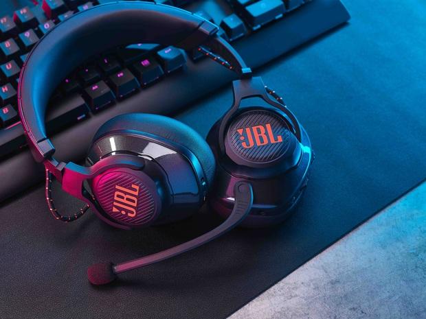 CES 2020: JBL trình làng 2 dòng tai nghe mới cho người dùng phổ thông và cả game thủ - Ảnh 4.