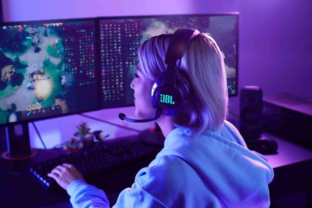 CES 2020: JBL trình làng 2 dòng tai nghe mới cho người dùng phổ thông và cả game thủ - Ảnh 5.