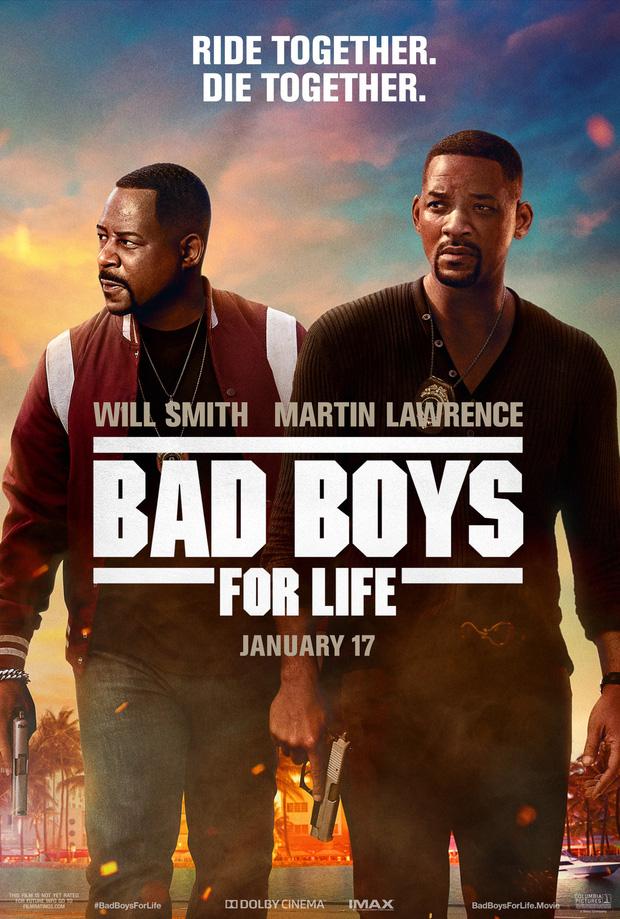 3 lí do Bad Boys for Life thắng lớn tại phòng vé: Một mình Will Smith sao có thể làm nên mùa xuân? - Ảnh 1.