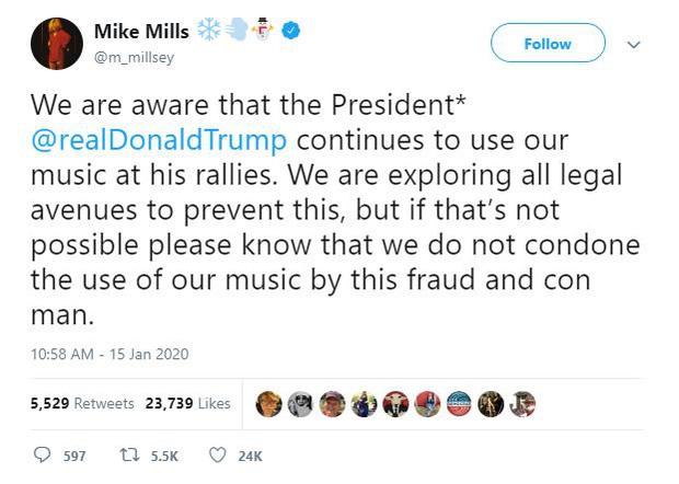 Sử dụng nhạc của giải đấu LMHT, tổng thống Mỹ Donald Trump khiến cộng đồng game thủ dậy sóng - Ảnh 3.