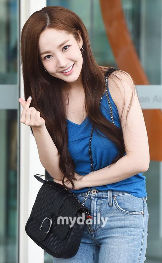 Nhan sắc của Park Min Young cứ trồi sụt thất thường: Tội vạ là do kiểu tóc hết, bạn cần tham khảo để tránh đi vào vết xe đổ - Ảnh 2.