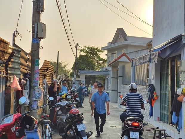 Cháy nhà kinh hoàng sáng 27 Tết, 5 mẹ con chết đau lòng ở Sài Gòn - Ảnh 1.