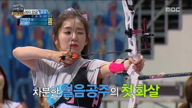 Loạt Idol khiến BTC đại hội thể thao sợ xanh mặt vì liên tục làm vỡ camera khi thi bắn cung - Ảnh 1.