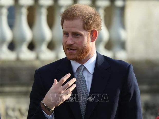 Những hoạt động cuối cùng trên cương vị Hoàng tử của Harry trước khi rời Anh - Ảnh 1.