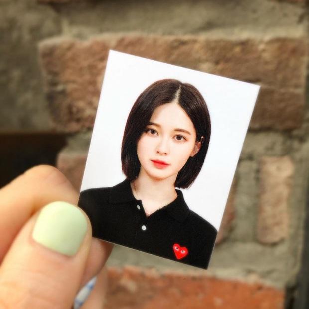 Son hồng, cam tươi vẫn luôn bị hắt hủi là sến nhưng nhìn ảnh thẻ của idol Hàn bạn sẽ hiểu chúng có công lớn thế nào - Ảnh 6.