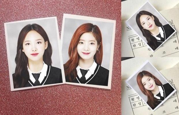 Son hồng, cam tươi vẫn luôn bị hắt hủi là sến nhưng nhìn ảnh thẻ của idol Hàn bạn sẽ hiểu chúng có công lớn thế nào - Ảnh 1.