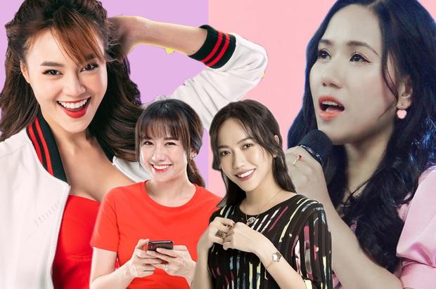 Lan Ngọc, Diệu Nhi, Hiền Hồ... ai sẽ là sao nữ Việt được trông đợi nhất trên TV Show năm 2020? - Ảnh 1.