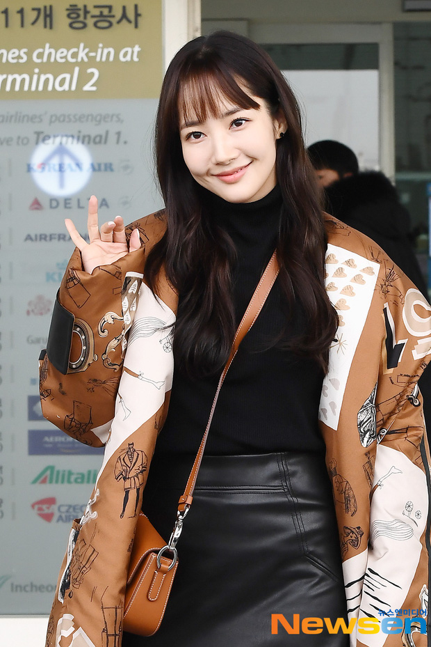 Nhan sắc của Park Min Young cứ trồi sụt thất thường: Tội vạ là do kiểu tóc hết, bạn cần tham khảo để tránh đi vào vết xe đổ - Ảnh 10.
