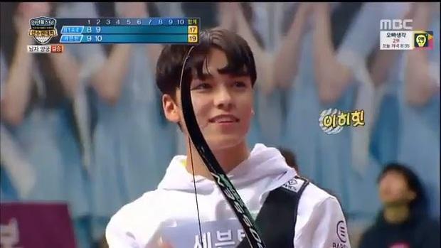 Loạt Idol khiến BTC đại hội thể thao sợ xanh mặt vì liên tục làm vỡ camera khi thi bắn cung - Ảnh 12.