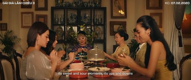 Review nóng Gái Già Lắm Chiêu 3: xa hoa trong từng khung hình, không drama như trailer, cảnh giống Crazy Rich Asians đã bị cắt! - Ảnh 8.