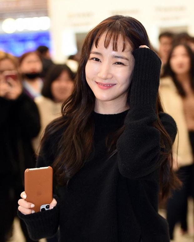 Nhan sắc của Park Min Young cứ trồi sụt thất thường: Tội vạ là do kiểu tóc hết, bạn cần tham khảo để tránh đi vào vết xe đổ - Ảnh 7.