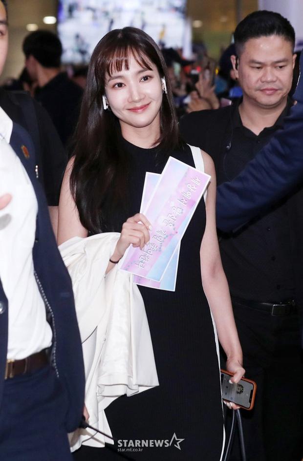 Nhan sắc của Park Min Young cứ trồi sụt thất thường: Tội vạ là do kiểu tóc hết, bạn cần tham khảo để tránh đi vào vết xe đổ - Ảnh 8.