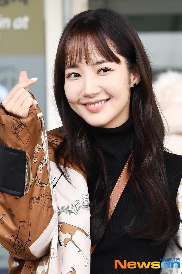 Nhan sắc của Park Min Young cứ trồi sụt thất thường: Tội vạ là do kiểu tóc hết, bạn cần tham khảo để tránh đi vào vết xe đổ - Ảnh 9.