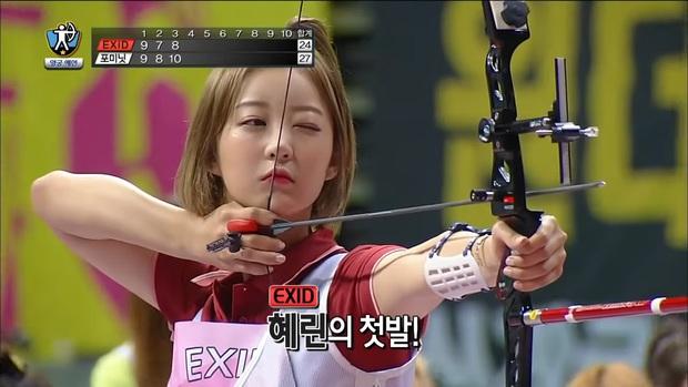 Loạt Idol khiến BTC đại hội thể thao sợ xanh mặt vì liên tục làm vỡ camera khi thi bắn cung - Ảnh 11.