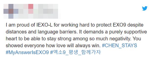 Fan Hàn hùng hổ biểu tình đòi Chen rời EXO, ai dè chỉ vài mống đến dự trong khi fan quốc tế liên tục đòi giữ nhóm 9 người - Ảnh 5.
