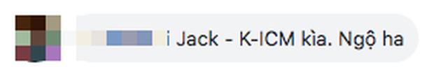 Netizen tinh ý nhận ra mẹ nuôi lần đầu đặt tên Jack lên trước K-ICM, tiếp tục mỉa mai tiêu cực trước chia sẻ mới! - Ảnh 6.