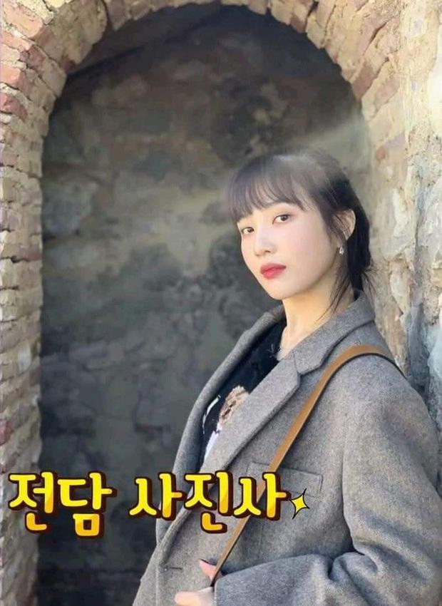 Joy (Red Velvet) qua ống kính xuất thần của sao chổi K-Pop Park Myung Soo: Netizen kinh ngạc vì không khác gì nhiếp ảnh gia - Ảnh 2.