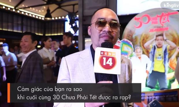 Sao Việt nói về 30 Chưa Phải Tết: Đồng loạt ra rạp vì Trường Giang, khẳng định yếu tố tôn giáo không nặng nề - Ảnh 2.