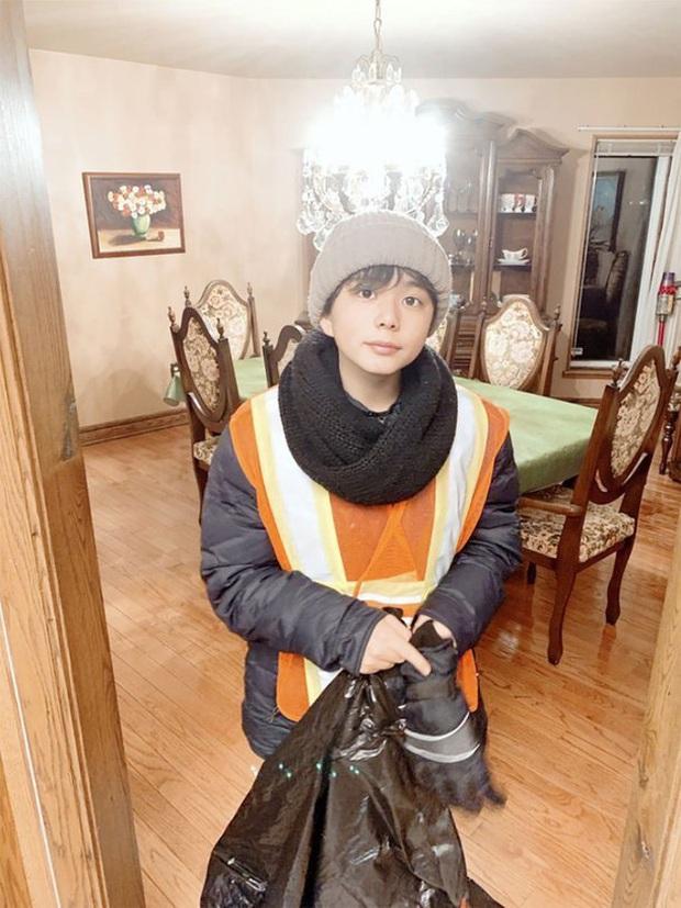 Mason Moon - nhóc tỳ từng gây sốt toàn châu Á nay đã lớn phổng phao ở tuổi 13 - Ảnh 8.