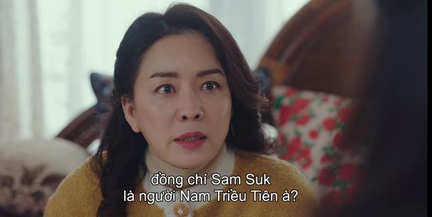 Cười ná thở với biểu cảm của hội hàng xóm khi phát hiện Son Ye Jin là người Nam Hàn ở Crash Landing On You - Ảnh 2.