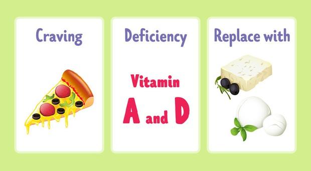 Thèm ăn một món gì đó cũng có thể ngầm báo hiệu sức khỏe của bạn đang gặp vấn đề - Ảnh 3.