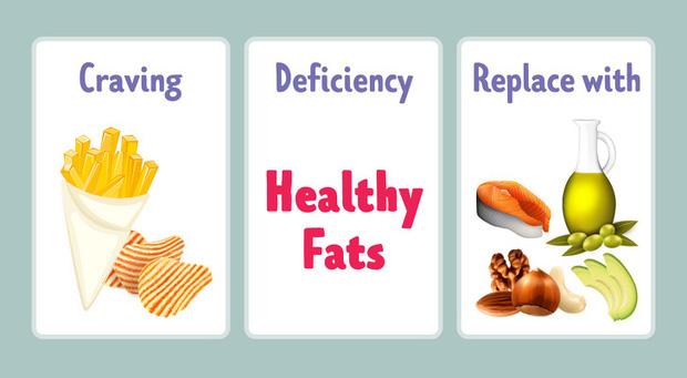 Thèm ăn một món gì đó cũng có thể ngầm báo hiệu sức khỏe của bạn đang gặp vấn đề - Ảnh 4.