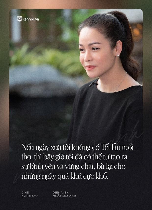 Nhật Kim Anh: Hai năm nay tôi mới có Tết, trước đó toàn đón giao thừa trên… cầu Bắc Mỹ Thuận! - Ảnh 10.