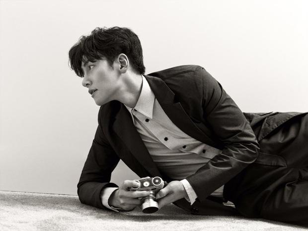Bộ ảnh ngay dịp mừng xuân của Ji Chang Wook: Năm mới được bổ mắt thế này, bảo sao fan cứ si mê nam thần này mãi - Ảnh 5.