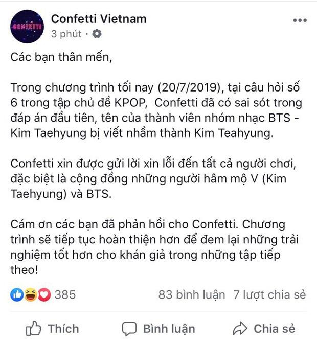 Nguyên Khang đọc nhầm Quán quân, Trấn Thành bị tát... là loạt sự cố để đời của TV Show Việt năm 2019 - Ảnh 8.