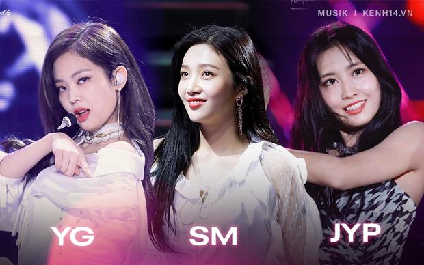 So kè 96-line của dàn girlgroup Big 3: Jennie (BLACKPINK) rap cực đỉnh, Momo (TWICE) là cỗ máy nhảy, liệu Joy (Red Velvet) có lép vế? - Ảnh 1.