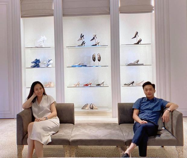 Không khí đón Tết của dàn mỹ nhân năm đầu về nhà chồng: Đàm Thu Trang quá chu đáo, Bảo Thy còn bịn rịn khi về thăm bố mẹ  - Ảnh 3.