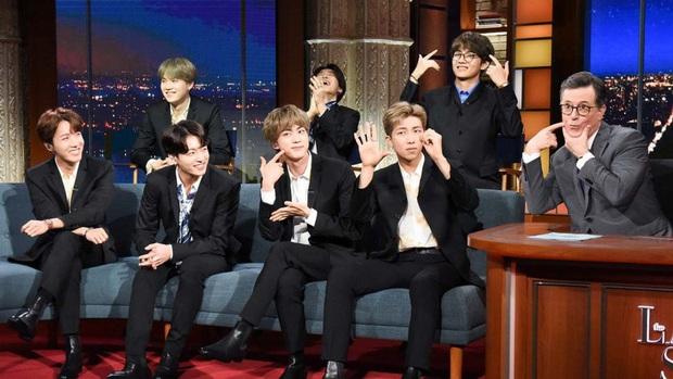 Idol Kpop công phá truyền hình Mỹ năm 2019: BLACKPINK, BTS, loạt tân binh ra mắt ấn tượng - Ảnh 6.