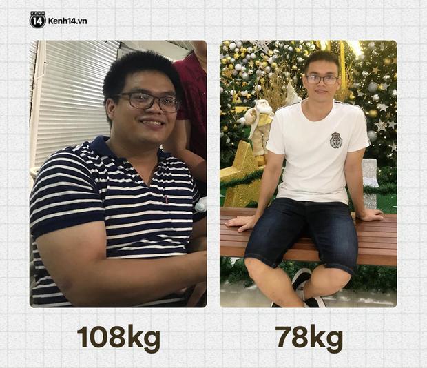 """Chàng trai """"hảo ngọt, sâu thịt"""" Bắc Giang giảm cân """"dễ ợt"""", 30kg chỉ trong 2 tháng với trái bơ - Ảnh 1."""
