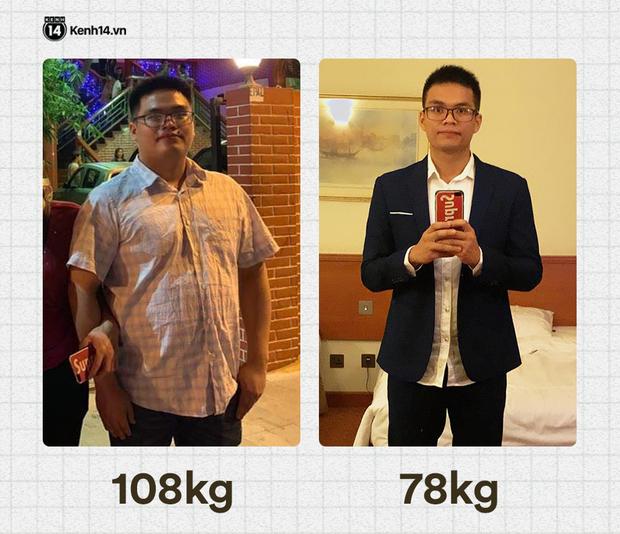 """Chàng trai """"hảo ngọt, sâu thịt"""" Bắc Giang giảm cân """"dễ ợt"""", 30kg chỉ trong 2 tháng với trái bơ - Ảnh 5."""