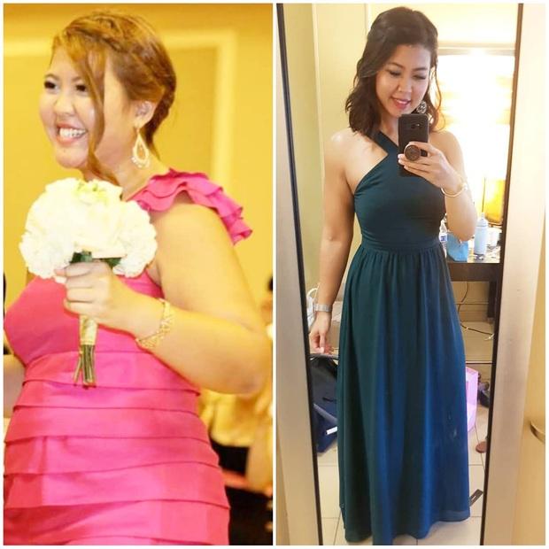 Chìa khoá giúp duy trì vóc dáng của cô gái người Mỹ sau khi mất kiểm soát cân nặng vì dùng thuốc - Ảnh 2.