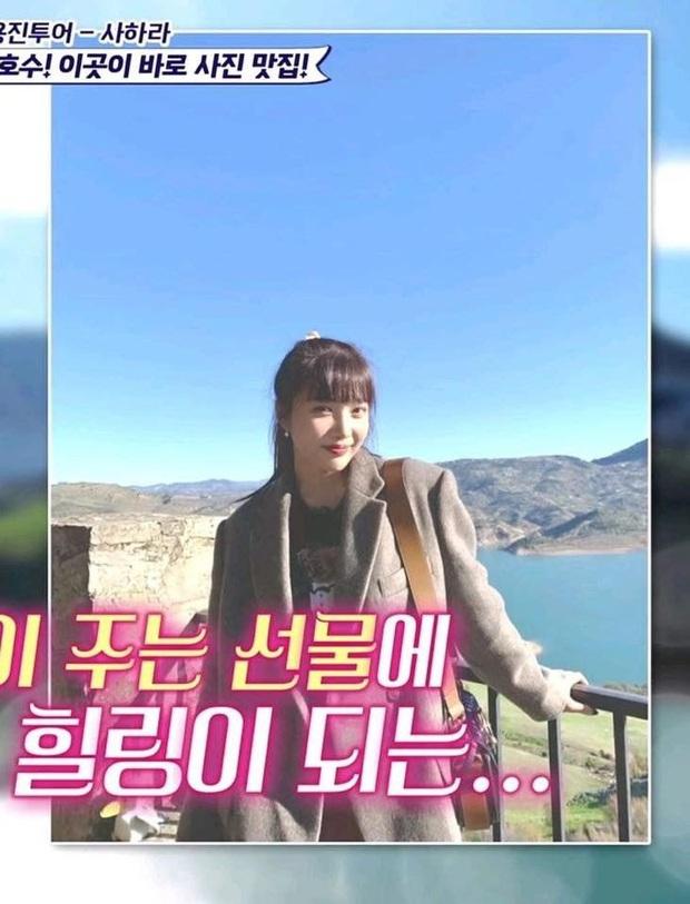 Joy (Red Velvet) qua ống kính xuất thần của sao chổi K-Pop Park Myung Soo: Netizen kinh ngạc vì không khác gì nhiếp ảnh gia - Ảnh 3.
