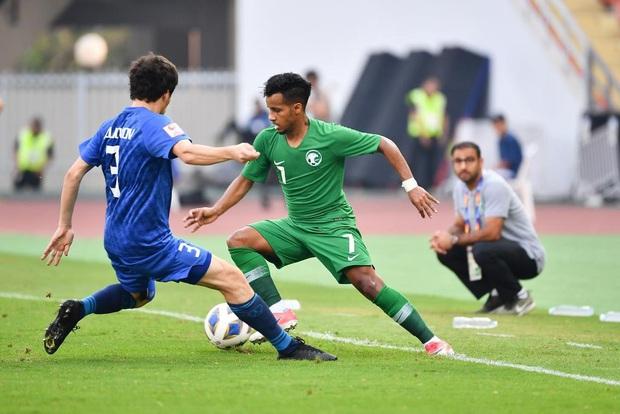 Từng vượt qua Việt Nam để lên ngôi tại giải U23 châu Á nhờ bàn thắng phút cuối cùng, giờ Uzbekistan lại toang vì một bàn thua phút cuối - Ảnh 1.