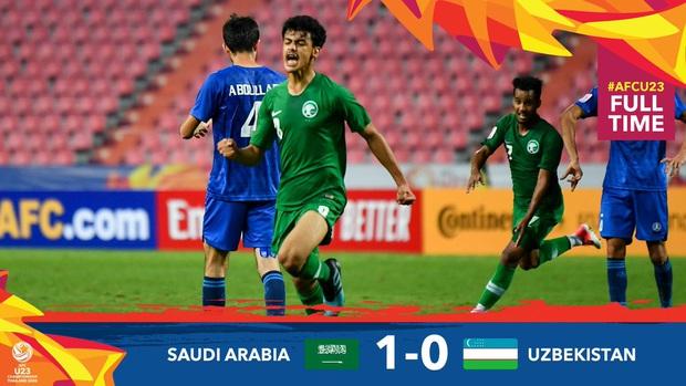 Từng vượt qua Việt Nam để lên ngôi tại giải U23 châu Á nhờ bàn thắng phút cuối cùng, giờ Uzbekistan lại toang vì một bàn thua phút cuối - Ảnh 3.