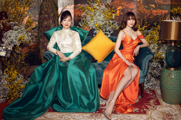 Nghệ sĩ Lê Khanh gây bão với bộ hình trở lại sau 20 năm, nhan sắc đến giờ vẫn đủ khiến hội mỹ nhân hậu bối phải dè chừng - Ảnh 9.