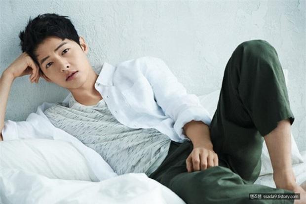 Rapper DinDin tiết lộ con người thật của Song Joong Ki khi ở trong quân đội - Ảnh 3.