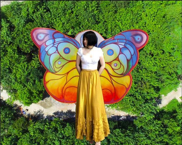 Cánh bướm – Tòa nhà siêu độc đáo tại Việt Nam - Ảnh 3.