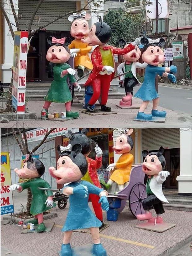 """Những linh vật chuột như bị """"trúng lời nguyền"""" khắp các địa điểm đón Tết tại Việt Nam, xem ảnh """"vui vẻ hông quạu"""" nha! - Ảnh 4."""