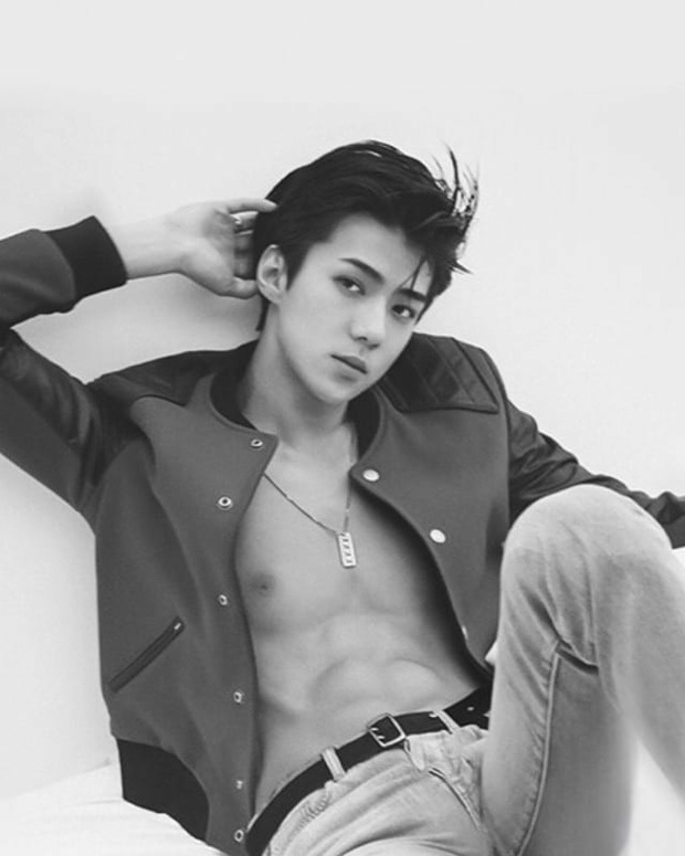Đẹp trai lồng lộn nhưng mỗi lần đi show là Sehun (EXO) lại tặng fan cả rổ meme! - Ảnh 15.