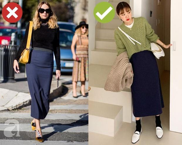 Chống chỉ định mắc 3 lỗi diện chân váy này khi đi chúc Tết bởi nếu không bị dìm dáng, bạn cũng trở nên kém duyên hết sức - Ảnh 2.