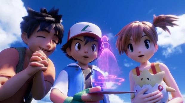 Netflix tung trailer Pokémon định dạng 3D siêu cưng, nhìn qua đã muốn ẵm Pikachu về chăm xuyên Tết! - Ảnh 5.