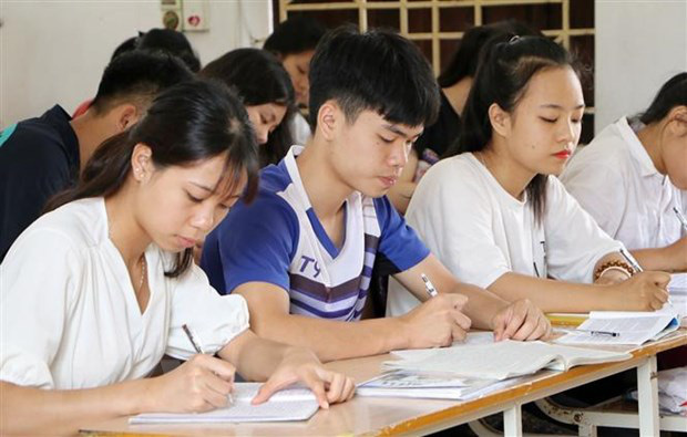 Công bố Dự thảo Quy chế tuyển sinh Đại học năm 2020 - Ảnh 1.