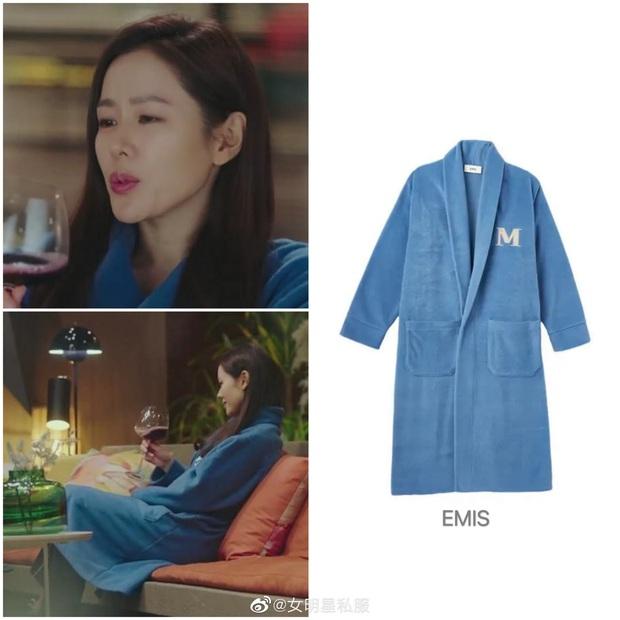 Son Ye Jin từ gái quê quay lại tiểu thư nhà tài phiệt, chỉ riêng giá chiếc áo choàng ngủ mặc nhà cũng đủ gây trầm trồ - Ảnh 1.