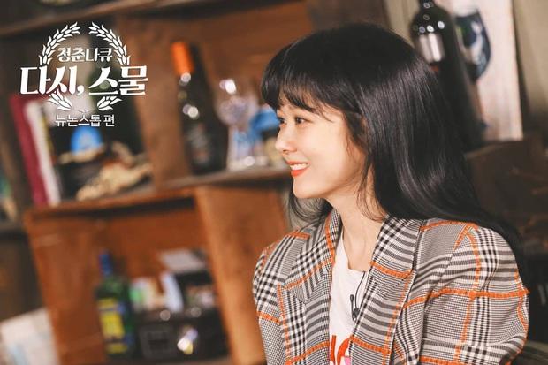 Jang Nara cứ diện quanh mấy màu son này, bảo sao cô đã trẻ lại càng thêm lão hóa ngược - Ảnh 1.